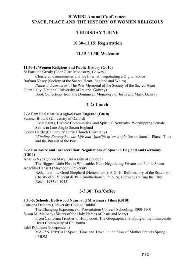 Provisional programme-1